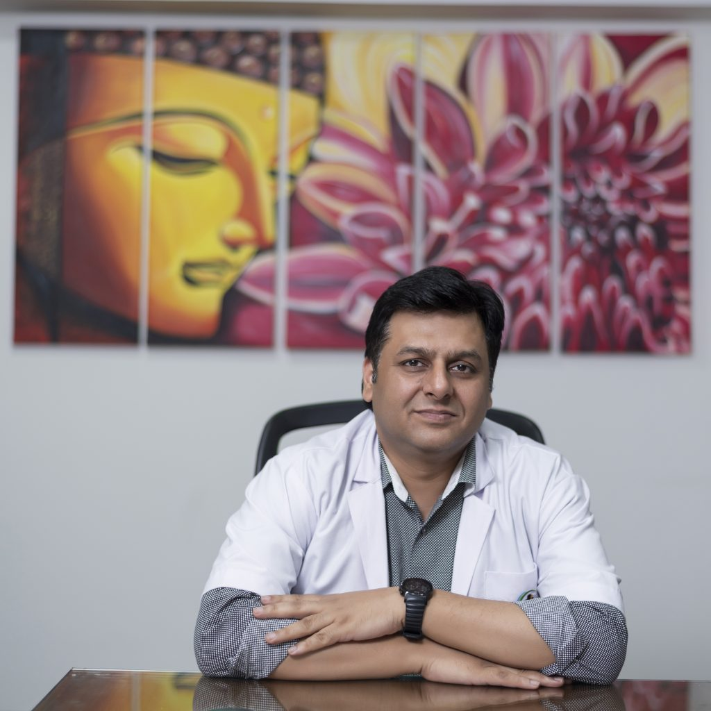 Dr Ankur